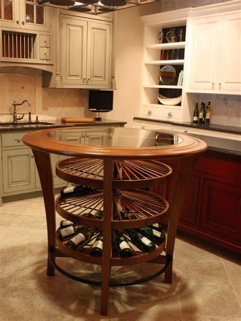 kitchen islands with wine racks kitchen island wine rack stuff wine