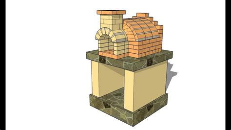 pizza oven plans youtube