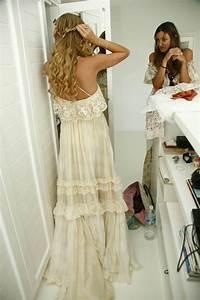 bohemian wedding boho wedding 2049202 weddbook With boho dresses wedding