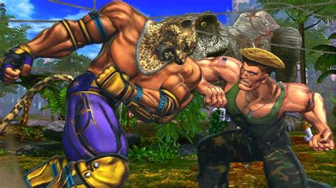 Street Fighter X Tekken A Fighters Dream Come True