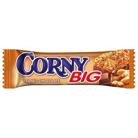 Corny Big Peanut Chocolate Müsli-Riegel 24 Stück