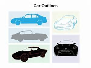 Car Template Outline