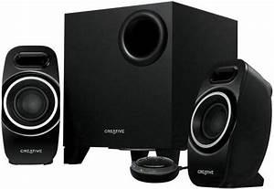 Bluetooth Lautsprecher Für Pc : 2 1 pc lautsprecher bluetooth kabellos creative t3250 schwarz kaufen ~ Eleganceandgraceweddings.com Haus und Dekorationen