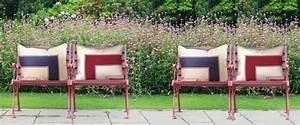 Plancha Haut De Gamme : coussin exterieur haut de gamme ~ Premium-room.com Idées de Décoration