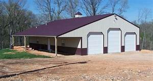 42 x 60 morton building 40x60 metal building prices With 40x60 garage cost