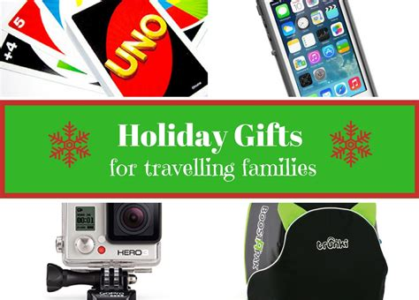 christmas gifts families best gifts for travelling families on the move