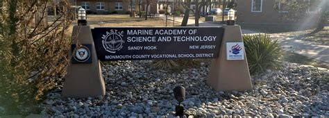 marine academy  science technology monmouth county
