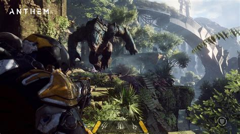 wallpaper anthem  screenshot gameplay   games