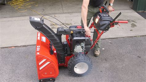 Arien Snowblower Wiring Diagram by How To Get Your Snow Blower Ready For Winter Consumer