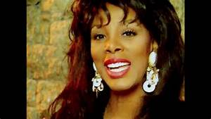 DONNA SUMMER LOVE IS JUST A BREATH AWAY ext single - YouTube