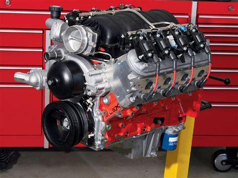 identify  ls engine