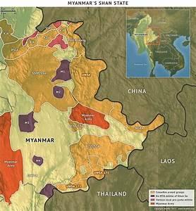Myanmar: The United Wa State Army's Uncertain Future