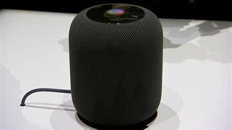 homepod apple s 349 siri enabled speaker hits in december cnet