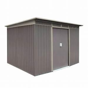 Gerätehaus Aus Metall : ger tehaus schuppen xxl 8m aus metall g nstig kaufen ~ Eleganceandgraceweddings.com Haus und Dekorationen