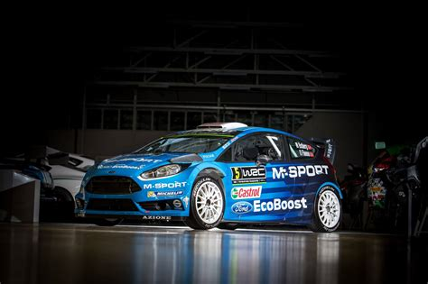 sport ford fiesta  livery revealed bisera