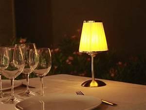 Lampe De Table Exterieur : midlightsun vous propose ces lampe luxe sans fil ~ Teatrodelosmanantiales.com Idées de Décoration