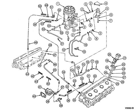 7 3 Liter Engine Fuel System Diagram by Chevy Diesel Fuel Leaking From The Fuel Filter On The