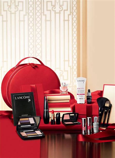 Lancome Beauty Box for Holiday 2015 Asia Exclusive
