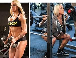 Ashley Hoffmann U0026 39 S Fall Muscle