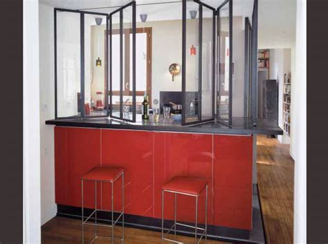comptoir separation cuisine salon meuble separation cuisine salon affordable comptoir