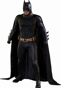Batman Begins - Batman 1/4 Scale Action Figure by Hot Toys ...