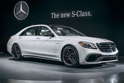 S Class Facelift 2018 by 2018 Mercedes S Klasse Facelift Autoforum