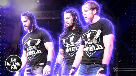 """WWE The Shield Theme Song """"Special Op"""" 2017/2018 ᴴᴰ ..."""