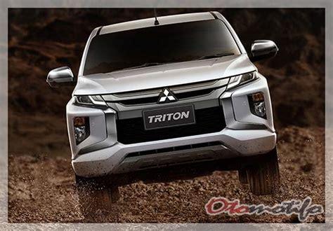 Gambar Mobil Mitsubishi Triton by Harga Mitsubishi Triton 2019 Spesifikasi Cabin