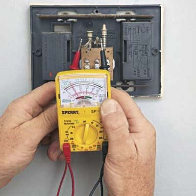Test Chime How Fix Doorbell This Old House