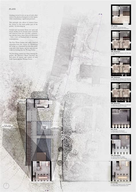 architecture plans 239 best images about rendered plans on