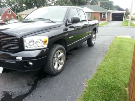 Sell Used Dodge Ram Slt Extended Crew Cab Pickup