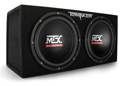 Amazon.com: MTX Audio Terminator Series TNE212D 1,200-Watt ...