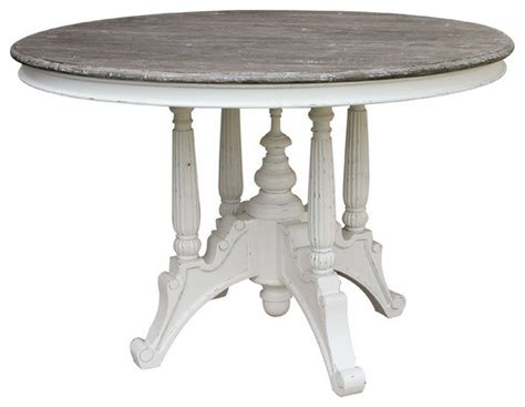 Cottage Round Dining Table  Contemporary  Dining Tables