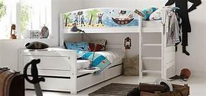 Kleines Sofa Kinderzimmer : hochbett f r kleines kinderzimmer ~ Markanthonyermac.com Haus und Dekorationen