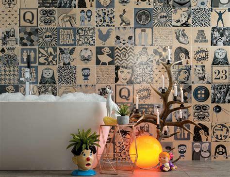 wallpaper  tiles wallpaper effect tiles ceramic