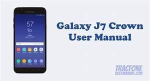 Samsung Galaxy J7 Crown User Manual  Tracfone