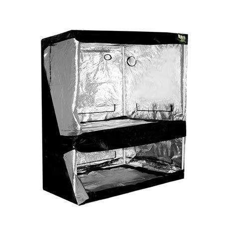chambre de culture indoor blackbox silver chambre de culture bbs 150 150x80x200