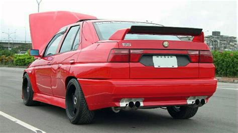 Alfa Romeo 155 by Alfa Romeo 155 Tuning