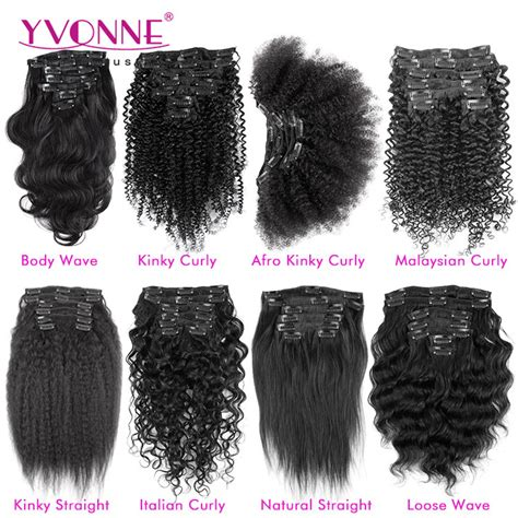 Different Types Of Hair by Different Types Of Clip In Hair Extensions For Black