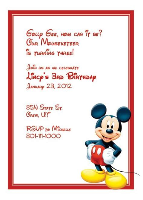 images  birthday invitation templates