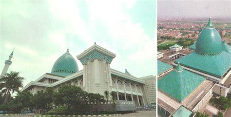 masjid nasional al akbar dunia masjid jakarta islamic