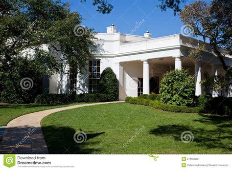 bureau ovale maison blanche bureau ovale la maison blanche images libres de droits