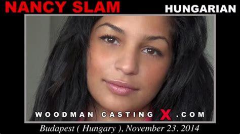 Nancy Slam On Woodman Casting X Official Website