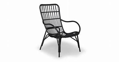 Chair Lounge Medan Modern Graphite Outdoor Furniture
