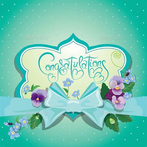 congratulations card templates  psd eps  premium templates