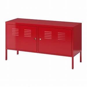 Buffet Metal Ikea : ikea ps cabinet red ikea ~ Teatrodelosmanantiales.com Idées de Décoration