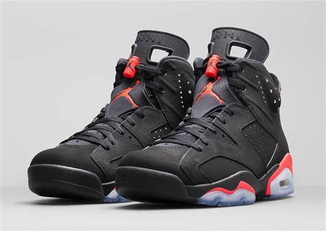 Air Jordan 6 Black Infrared  Le Site De La Sneaker