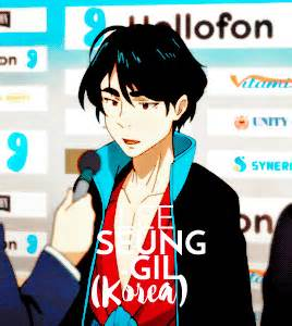vyctornikiforov: Yuri on Ice + countries part 2. - The ...