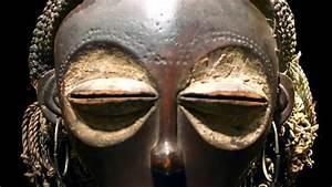 Female  Pwo  Mask  Chokwe Peoples