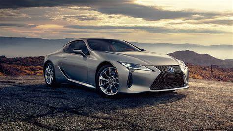 Lexus LC 500 Hybrid Electric Car - Electric Vehicles News